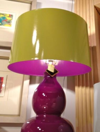 Natural Curiosities Lamp