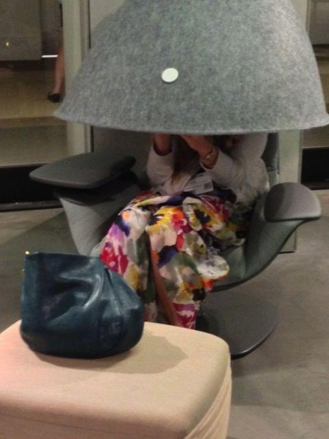 Sound Chair design- MDI