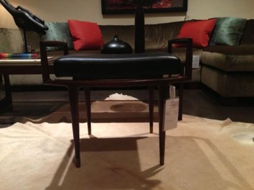 Modern Stool by Baker Furniture- MDI