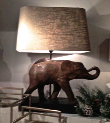 Elephant Lamp- MDI
