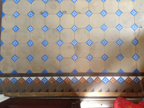Margaret Donaldson Interiors- Floor Tile