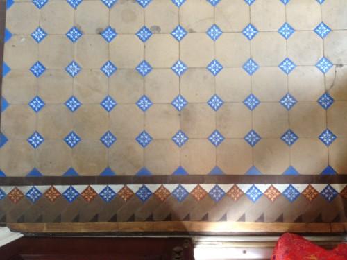 Margaret Donaldson Interiors- Floor Tile