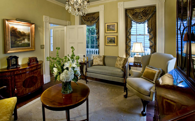 ... Traditional Charleston Interior Design 4