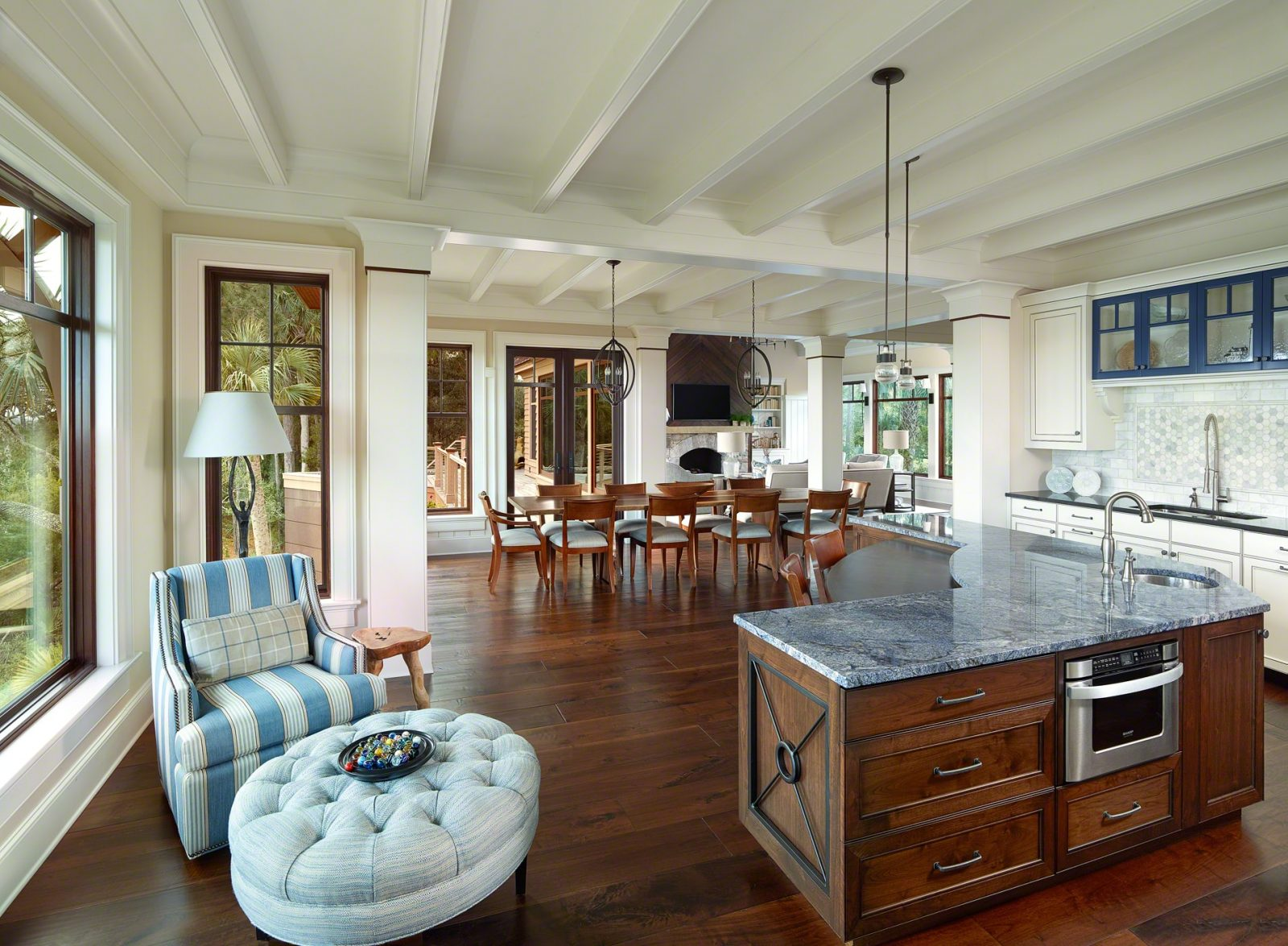 home tour relaxed river view on kiawah island margaret